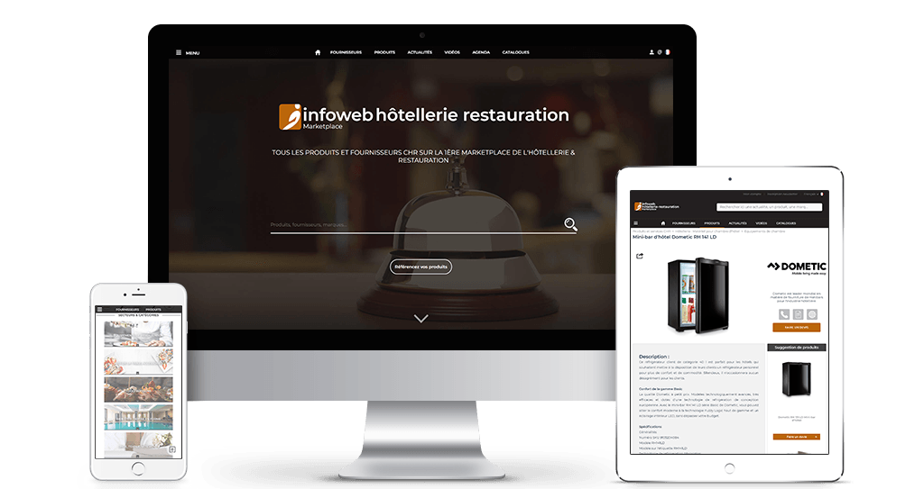 Marketplace Hotellerie Et Restauration
